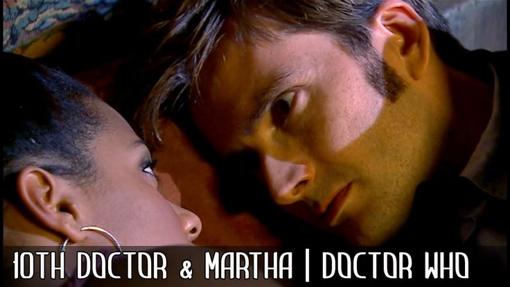 Doctor Who and Martha Jones - This love doesn't run