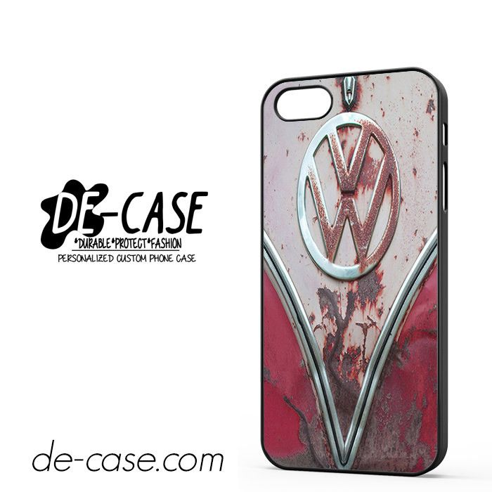 Volkswagen Rusty VW DEAL-11765 Apple Phonecase Cover For Iphone SE Case