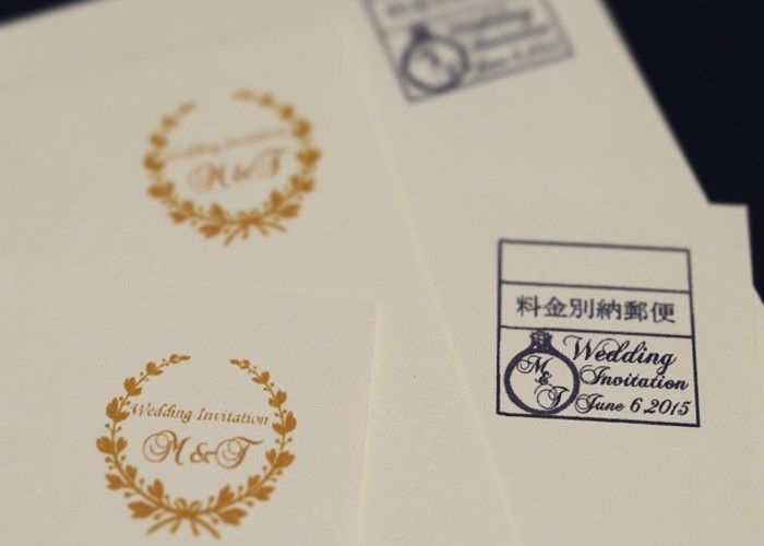 切手の代わりの料金別納郵便スタンプ。実は、オリジナルデザインに出来るって知ってた?のトップ画像