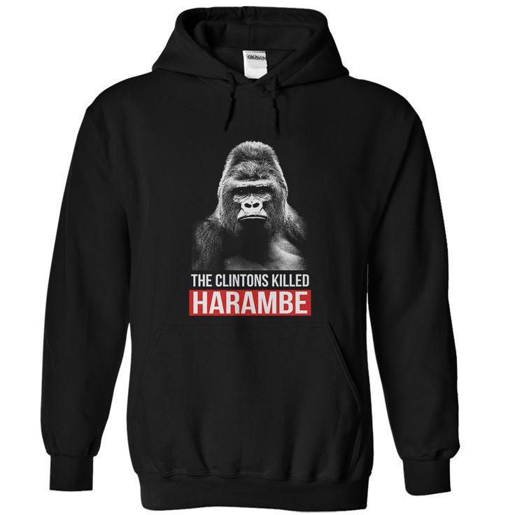 The Clintons Killed Harambe
