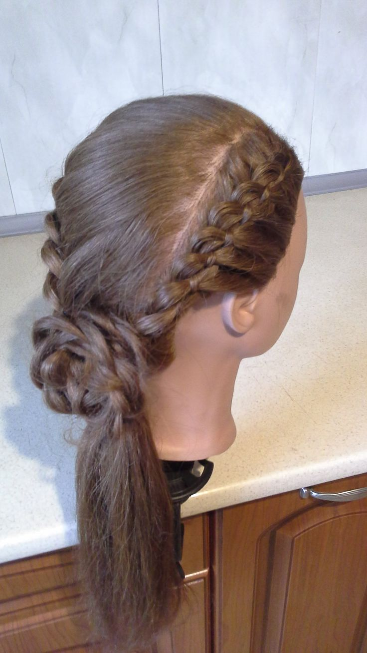 640 best hairstyle video images on pinterest   hairstyles, braids