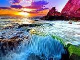 paisajes en 3d atardecer los mas hermosos - Yahoo Image Search Results