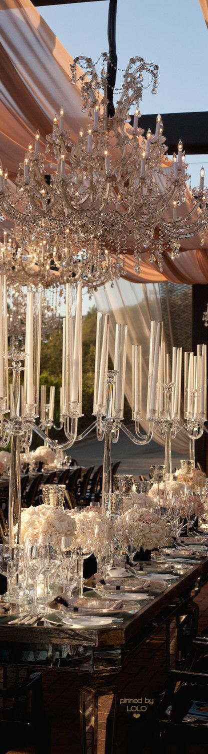 Gorgeous wedding decor | LOLO