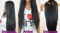 Tutorial de como plancharse el cabello Correctamente ✔ Para que tu alisado te dure 1 semana libre de Frizz y sin esponjarse ✔✔