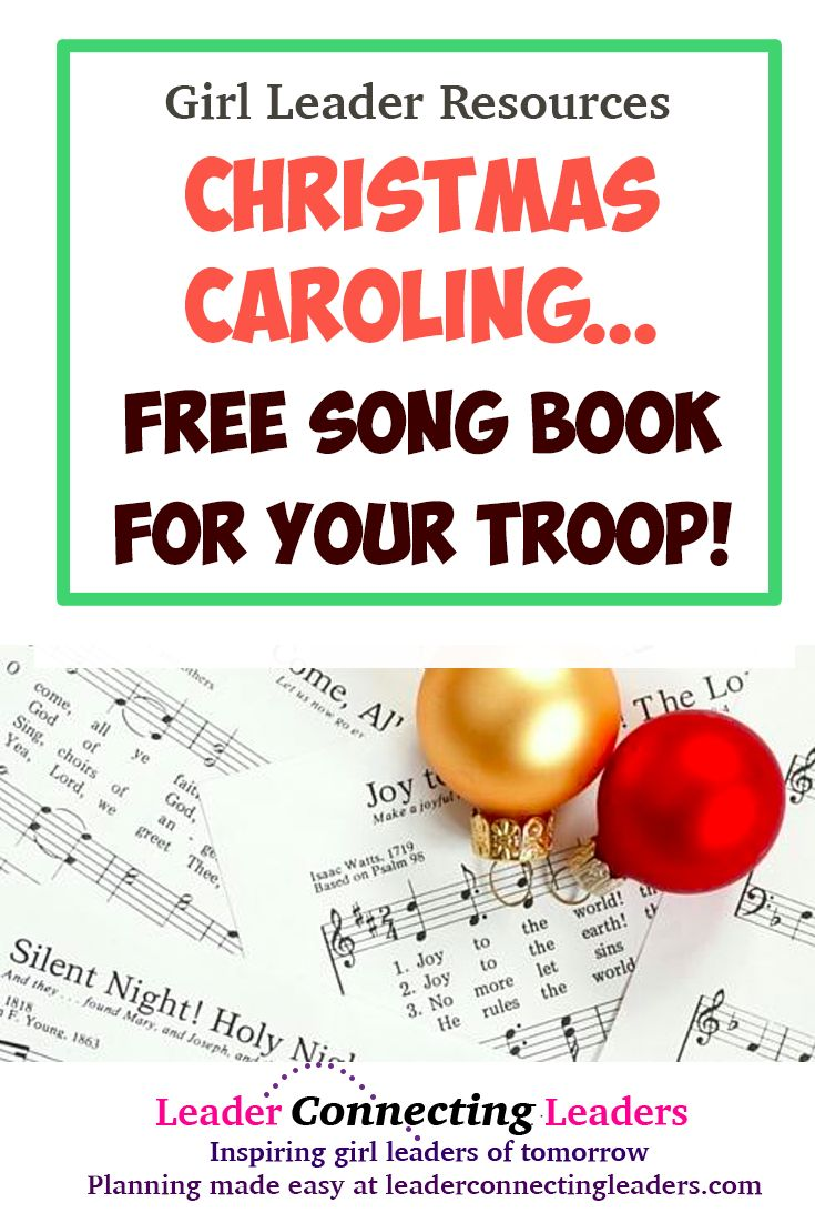 One of the best activities my troop loved to participate in each year was christmas caroling. We sometimes went door to door, went to nursing homes, or we set a date for a christmas tree lighting in the community and invited the community and sang at event. In this post I want to share a …