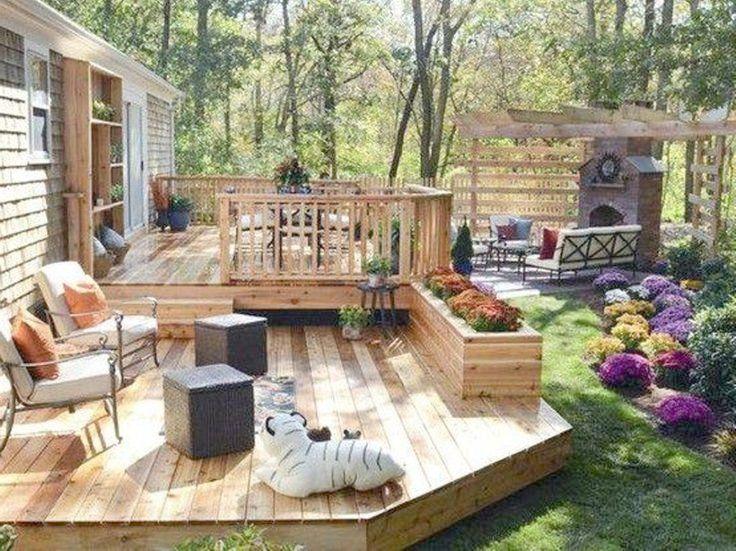 Back Deck Ideas Best 20