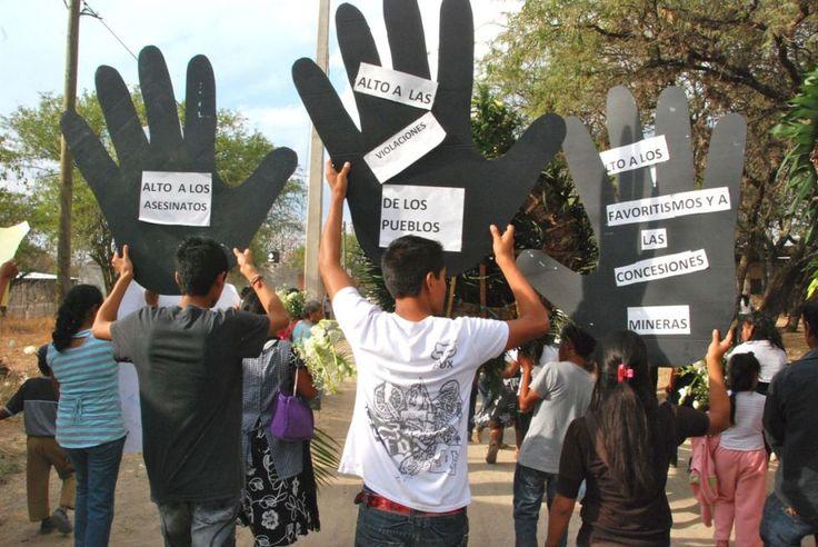 Mineras extranjeras devastan comunidades indígenas en México
