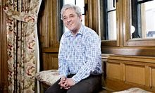 John Bercow claimed £367 for going to Luton to talk about expenses scandal   Politics   The Guardian