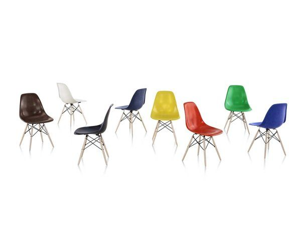 Дизайнер Герман Миллер создал модный стул из безопасного стекловолокна