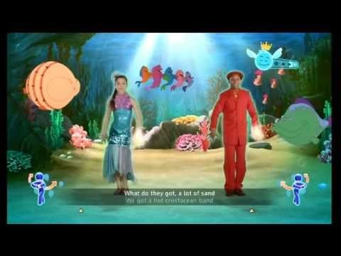 Just Dance Disney Party - Under the Sea - Video Music for kids - YouTube