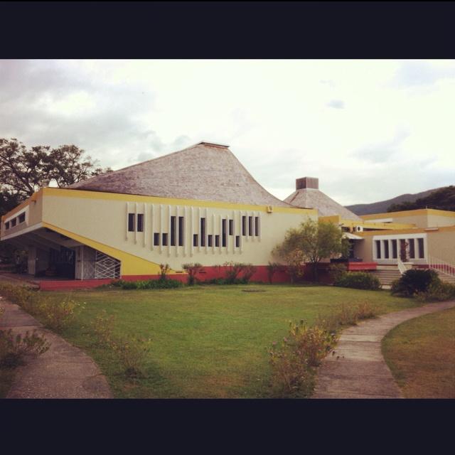 Philip Sherlock Center for the Performing Arts, UWI, Mona, Jamaica.