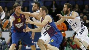 Real Madrid y Barcelona vuelven a citarse en la final de la ACB. Los blancos quieren conquistar un título que se les resiste desde 2007. Los culés apelan a su líder, Juan Carlos Navarro. Se desata la furia de titanes
