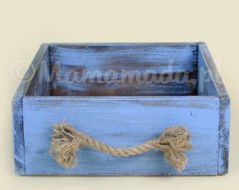 Cajón rústico foto apoyo, caja madera estilo vintage, prop fotografía recién nacido, prop foto recién nacido, recién nacidos apoyos, accesorios de fotografía