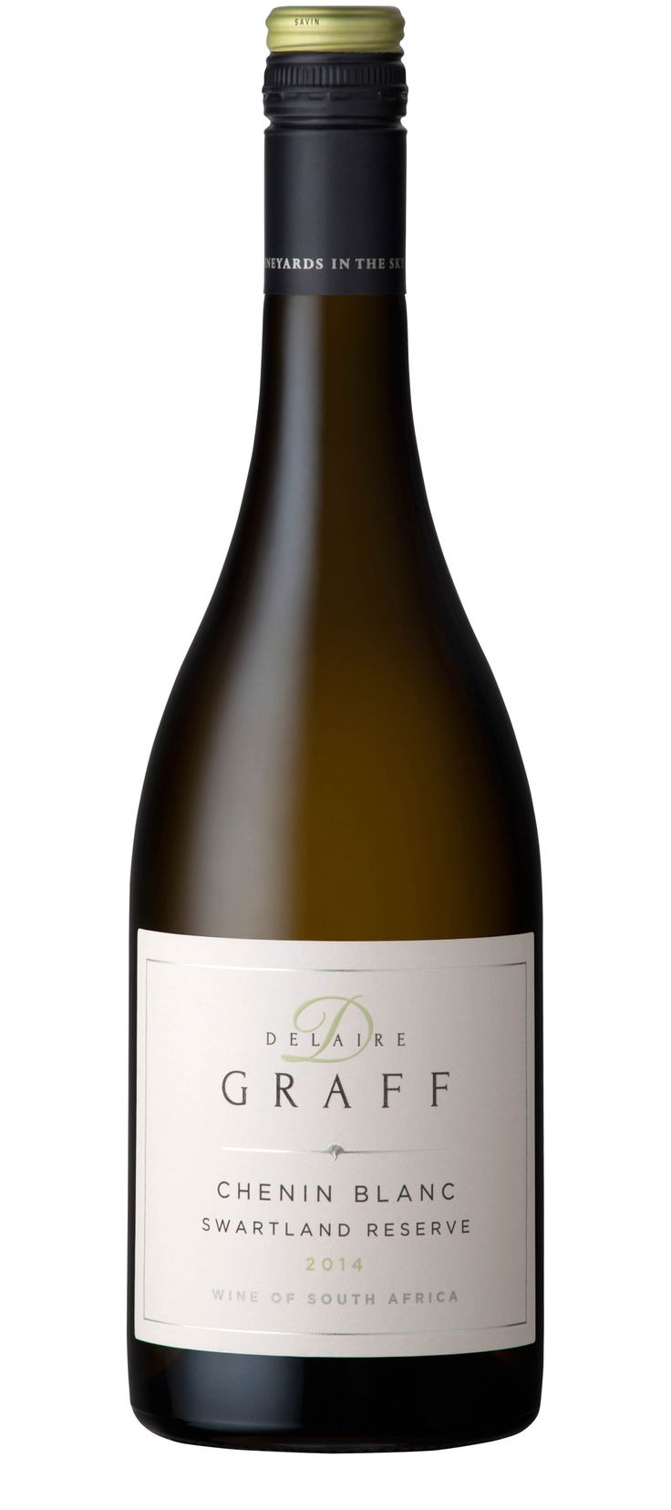 Impress your boss with Delaire Graff Estate Chenin Blanc Swartland Reserve 2014. 5* value, 82 points. #wine #SouthAfrica