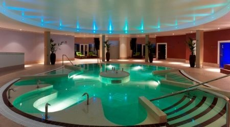 Rockliffe Hall Spa (Darlington, UK) - an absolutely gorgeous spa resort.  Also has a championship golf course on site.  A must for the husband and wife team who want to get away and relax.