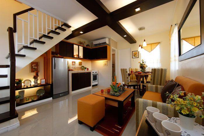 Archi Interior Design WordPress Theme In 2021 Small House Interior Design Small House Interior Townhouse Interior Interior house design for small house philippines