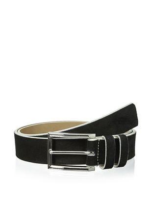 55% OFF Cafe Bleu Men's Casual Belt (Black)
