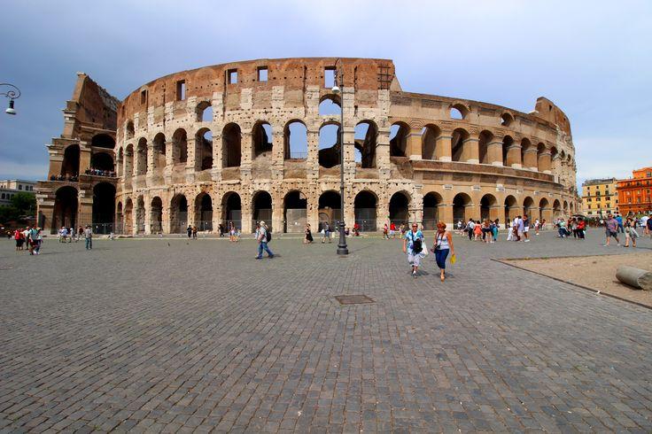 #Roma #Rome #Italy #Colosseo #Colosseum