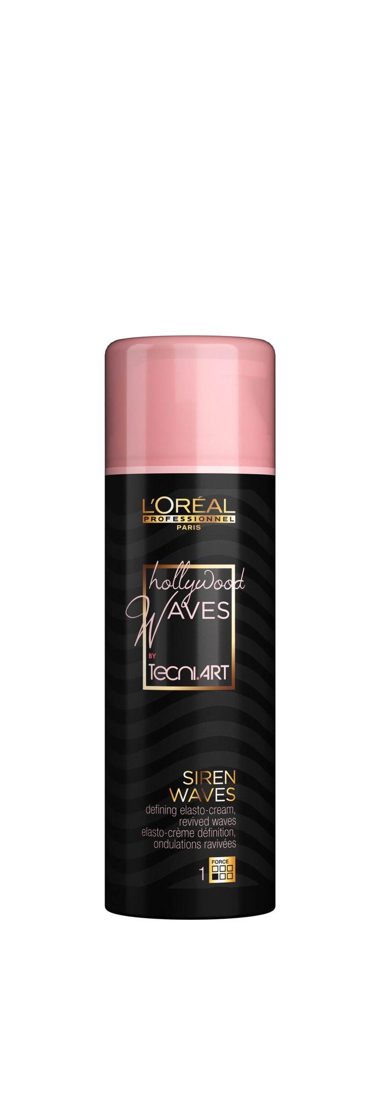 L'Oréal Professionnel Paris Hollywood Waves By Tecni.art Waves Fatale 150ml.