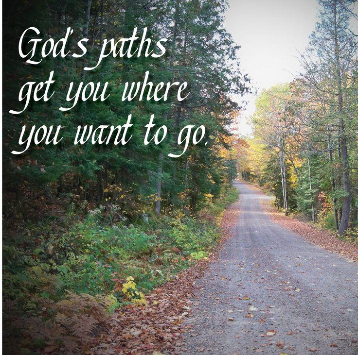 God's Paths
