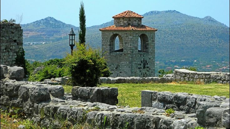 Travelling in Montenegro 2016 - Stari Bar - episod 1 /HD/