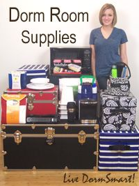 college dorm accessories | ATA College Trunks and Footlockers for College Bound Students Now ...