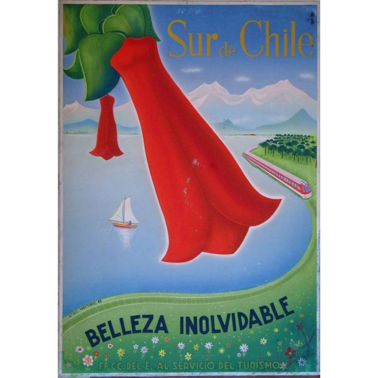 Afiche de Santiago Nattino (1944)
