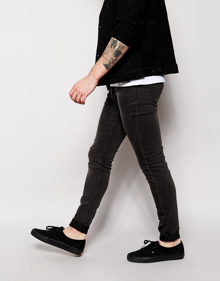 cheap skinny black jeans - Jean Yu Beauty