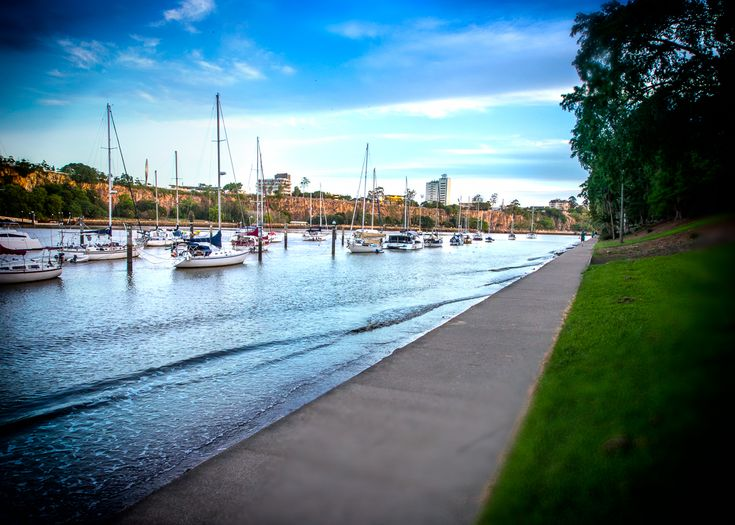 Northshore Hamilton River, Brisbane