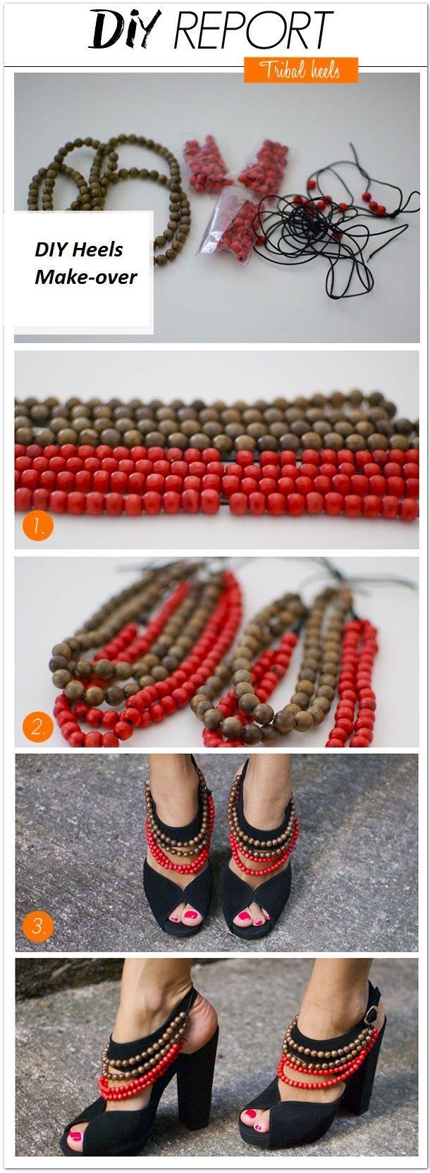 Comment fabriquer un bracelet de cheville ?