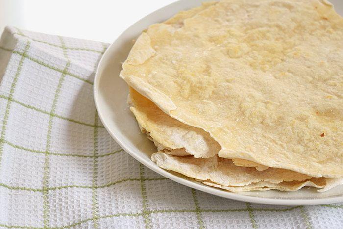 Glutenvrije wraps maken (ook low FODMAP, lactosevrij)