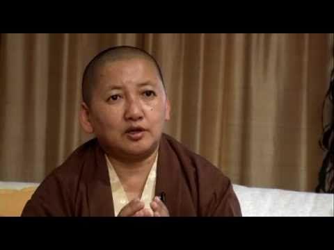 "What Meditation Really Is: Khandro Rinpoche. Pali: ""Appamadarata hotha sacittam anurakkhatha."" English trans: ""Be devoted to heedfulness. Guard your mind"" -- Dhammapada verse 237"