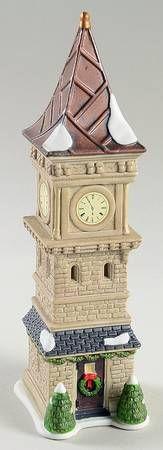 Dickens Clock Tower