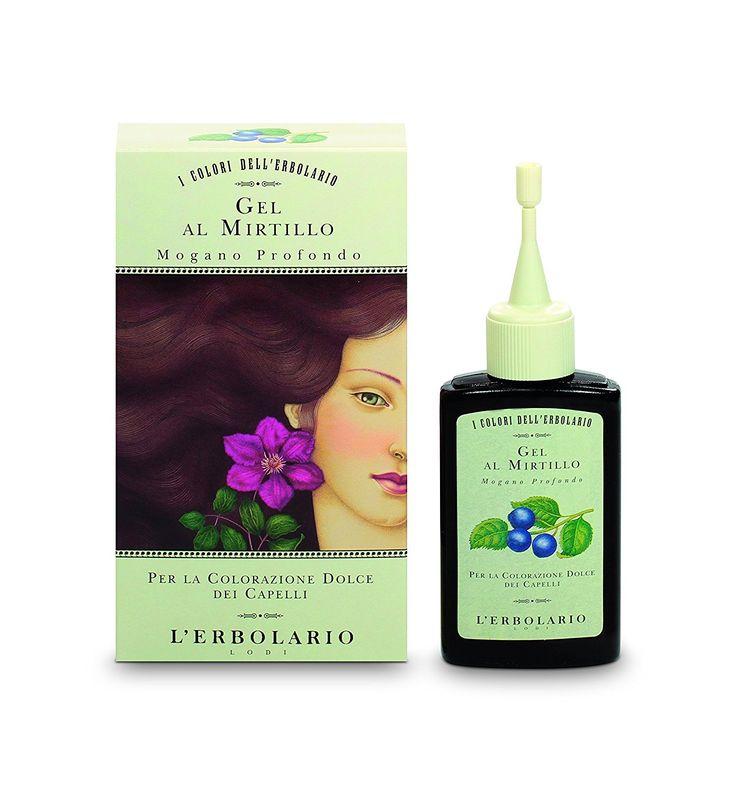 L'ERBOLARIO Bilberry Gel Deep Mahogany colour hair GEL RIFLESSANTE MOGANO PROFONDO 70 ML -- Visit the image link for more details. #hairdresser