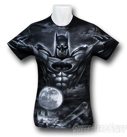 Batman Stretch Sublimated T-Shirt