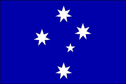 southern cross flag - Australia
