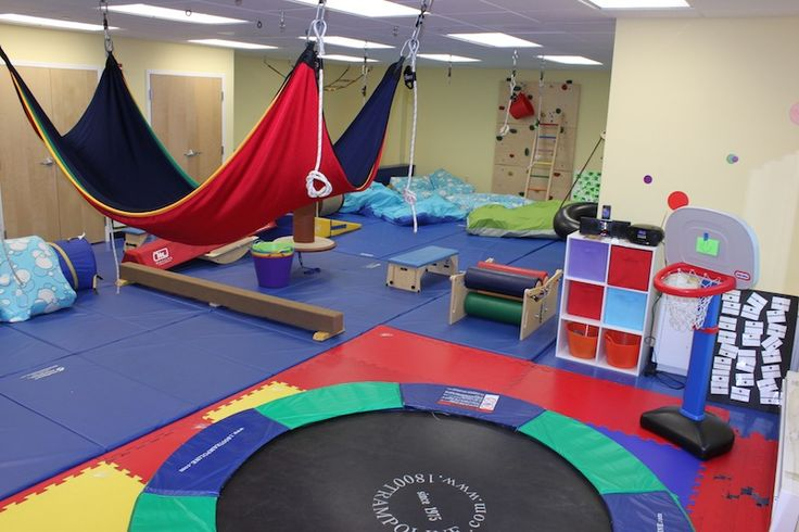 therapy kids room | Home - Canyon Kids Pediatric Occupational Therapy Services, Bethesda ...