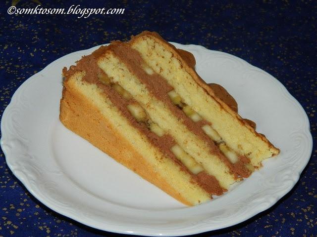 RECEPTY Z MOJEJ KUCHYNE: Čokoládová torta