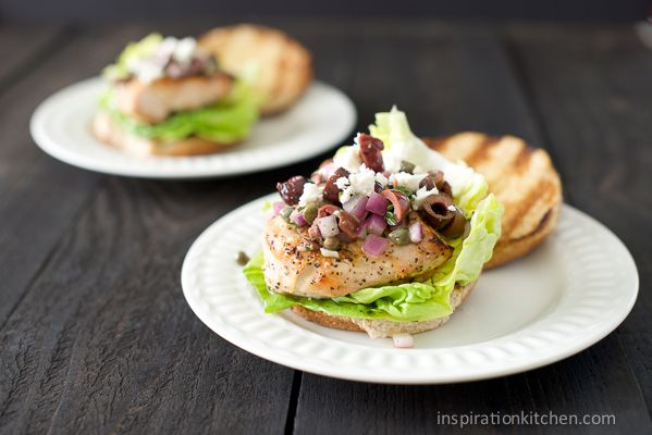 ... Olive Tapenade | Recipe | Grilled Chicken Sandwiches, Tapenade and