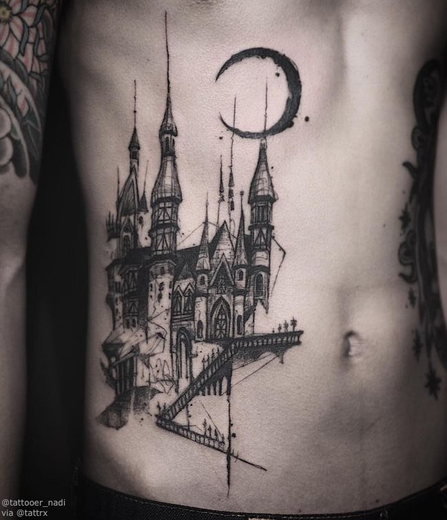 """ Tattooer Nadi 