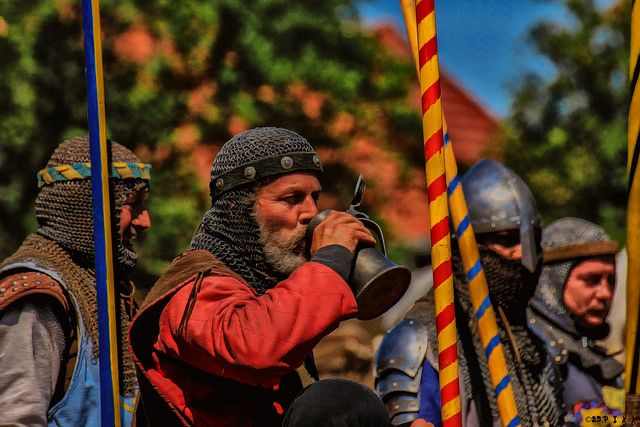Medieval Market - Middle Ages -