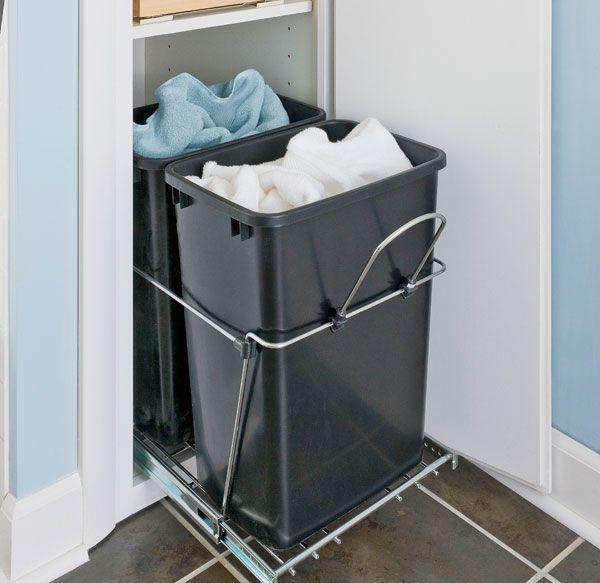 Small Bathroom Hamper 75 best hall bath images on pinterest | bathroom ideas, bathroom