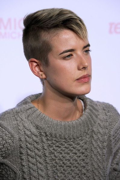 Agyness Deyn Photos: 8th Annual Teen Vogue Young Hollywood Party - Arrivals