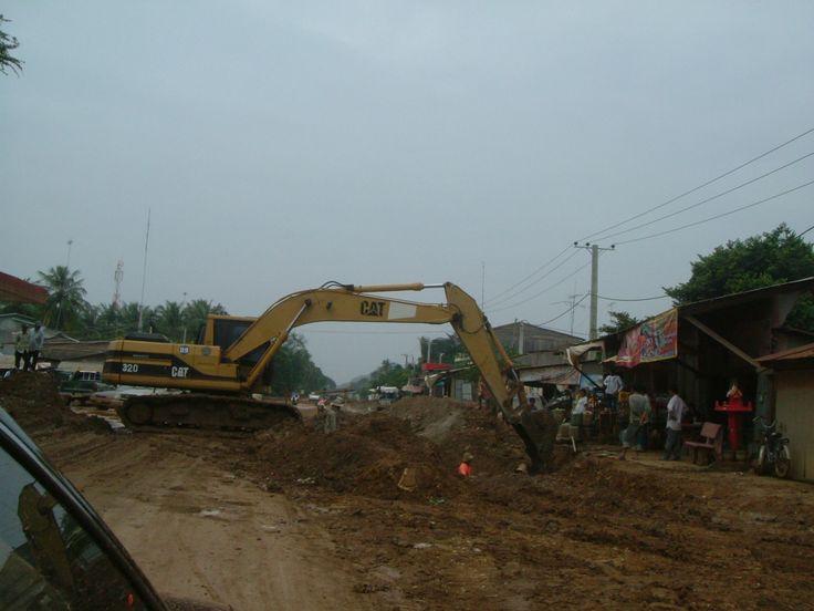 National Highway 6, Sisophon, Cambodia