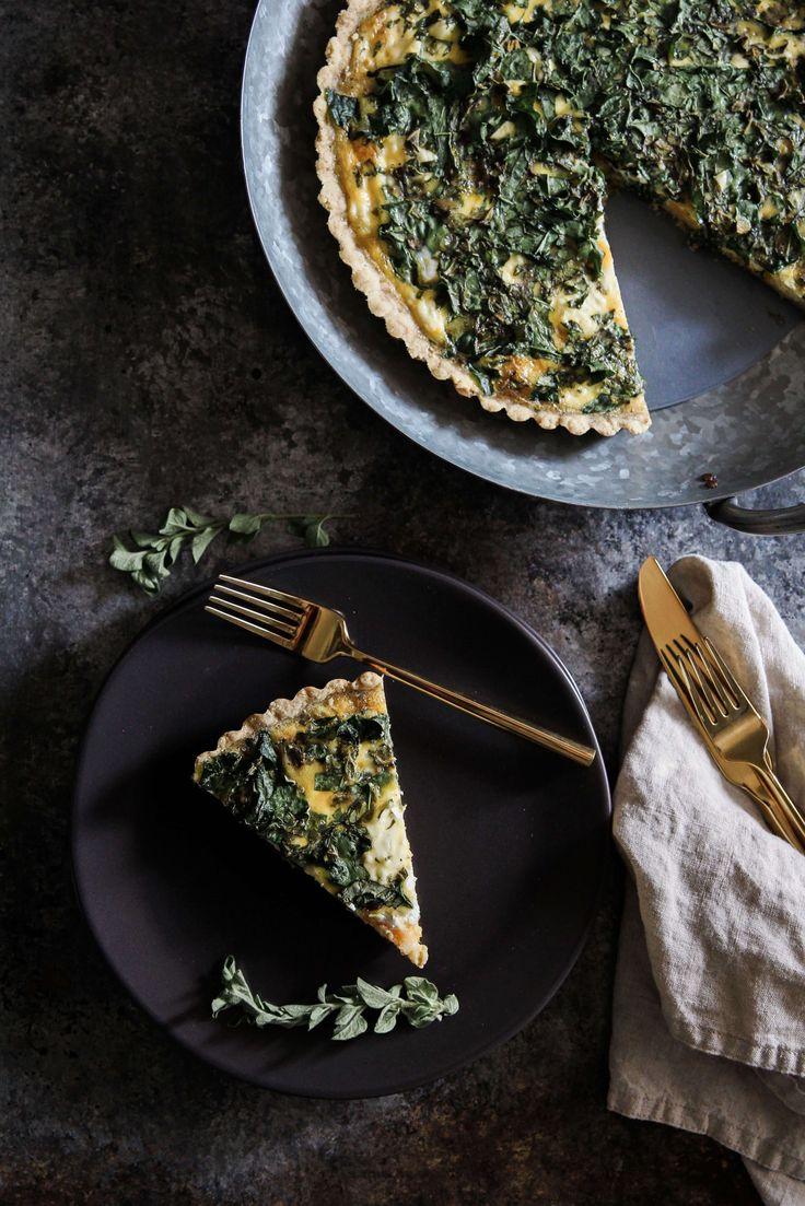Blue apron quiche artichoke - Butternut Squash And Kale Quiche Jessi S Kitchen