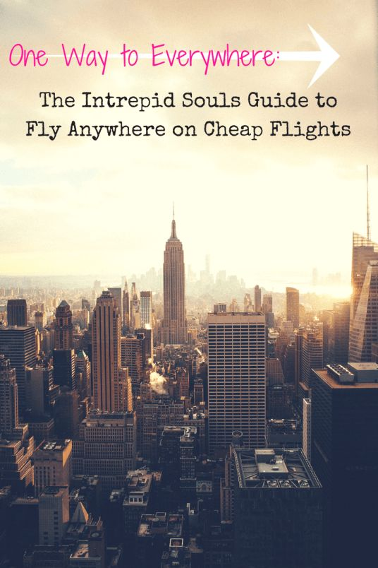 Here's a guide for finding the CHEAPEST flights around the world while having the most epic adventure EVER <3 :)