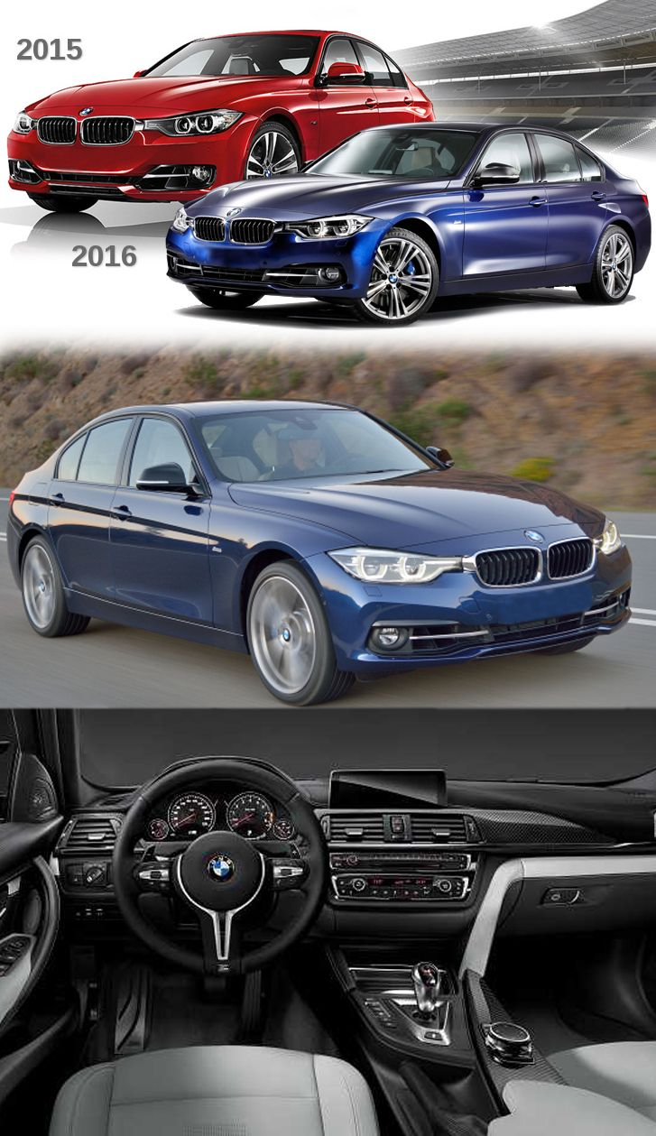 bmw 3 series what s new the new3series offers greater fueleconomy
