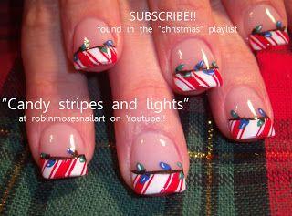 Robin Moses Nail Art: christmas nails, christmas nail art, cute christmas ideas, snowman nails, santa nails, rudolph nails, christmas stocking, red, christmas, xmas, nail art, nails, best, cutest, amazing,