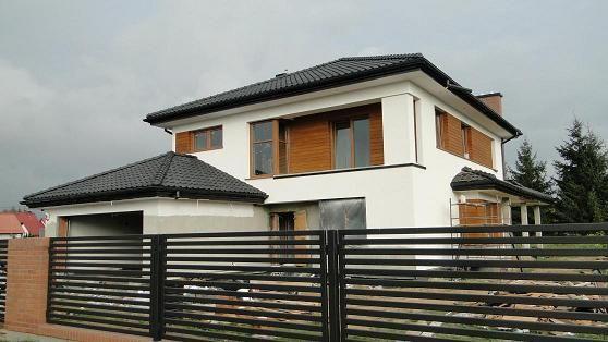 Projekt domu Willa na Borowej - fot 22