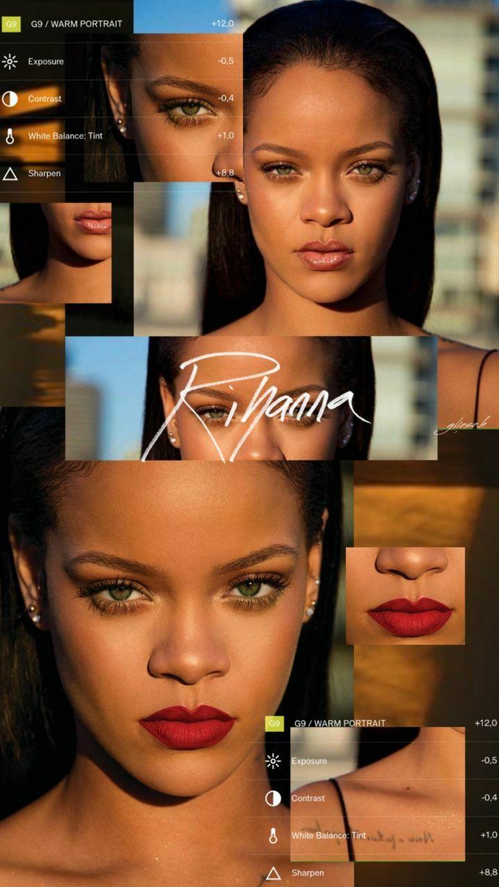 Rihanna Wallpaper Vsco Rihanna Celebrity Wallpapers Photo Editing